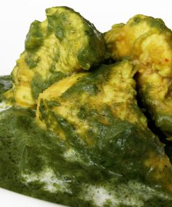 Chicken Spinach Curry Indian Takeaway Newcastle Gateshead