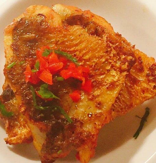 Tawa Sea Bass top indian restaurant newcastle raval-1